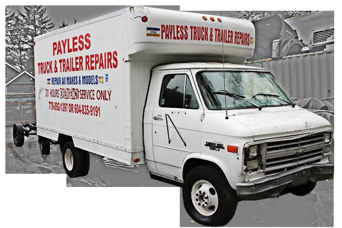 Payless Truck Parts - First Truck