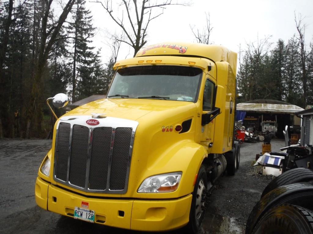 P167 – 2015 Peterbilt 579 | Payless Truck Parts