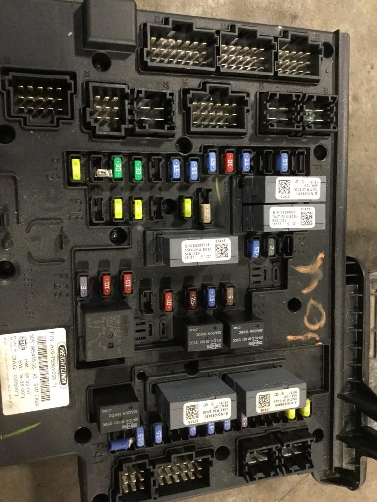 2017 Freightliner Cascadia Electrical Parts  Misc