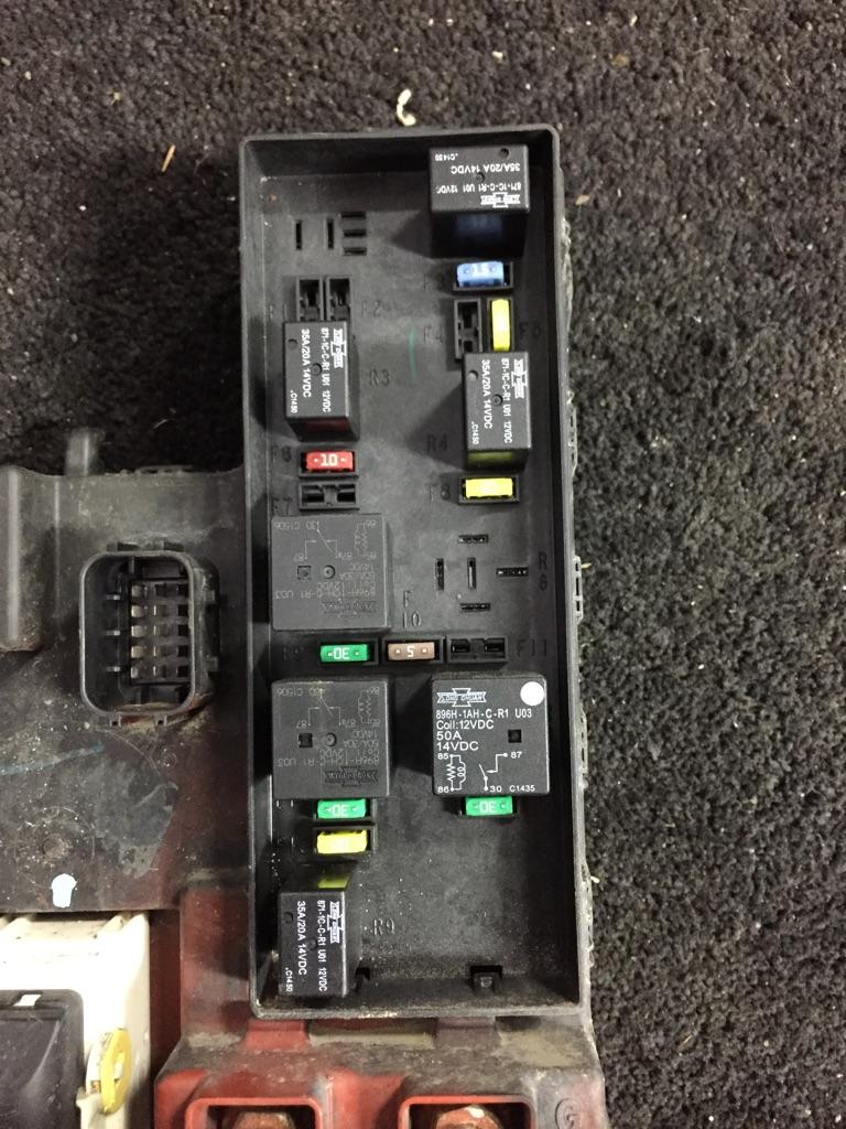 2016 Freightliner Cascadia Electrical Parts  Misc