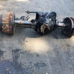 2016 Volvo Vn Axle Assembly Housing