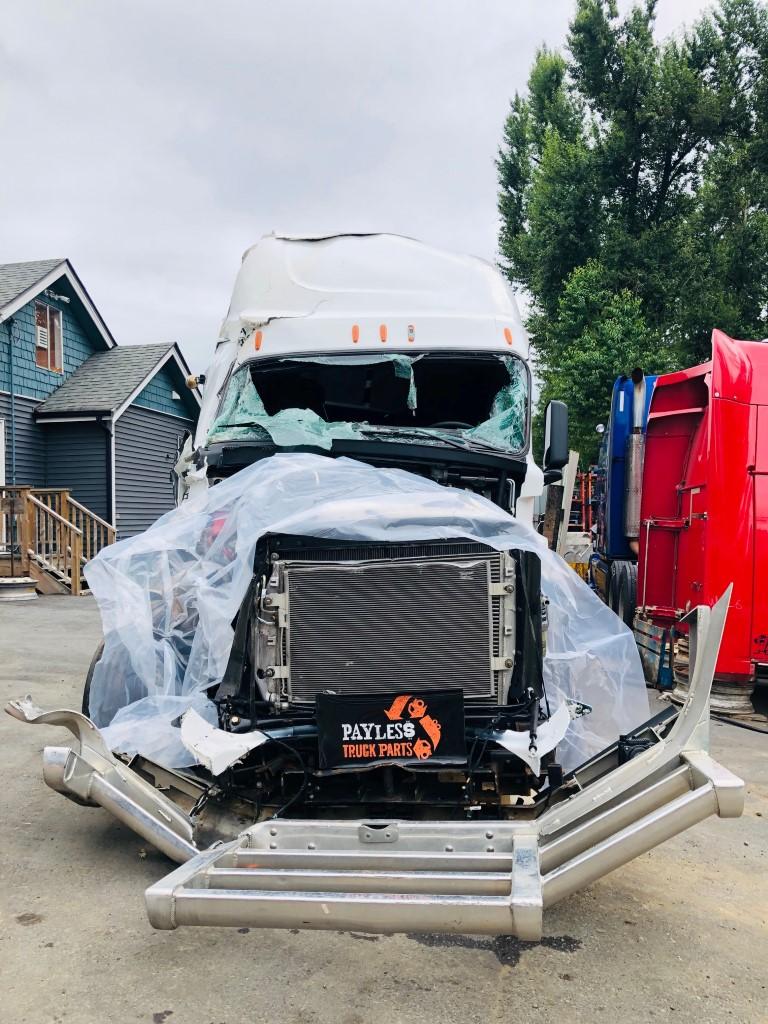 Freightliner Cascadia Engine Fan Not Working
