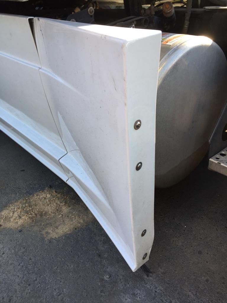 Freightliner Cascadia Upper Side Fairing Right Side Passenger Side