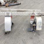 Fuel Tank Strap/Hanger
