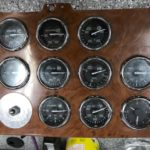 2007 Peterbilt 379 Instrument Cluster